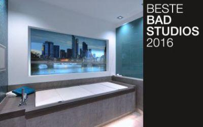 Beste Badstudios 2016