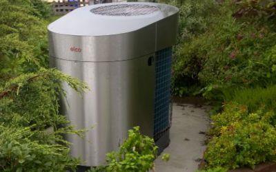 Neue Gerätegeneration Luft-Wasser-Wärmepumpe