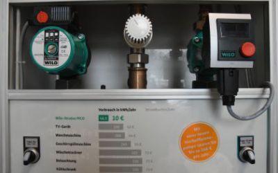 Pumpenförderung
