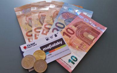 Lohnerhöhung zum Jubiläum – 25 Jahre Maßalsky GmbH