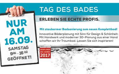 Tag des Bades 2017