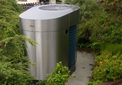 Luft-Wasser-Wärmepumpe Zwickauer Land