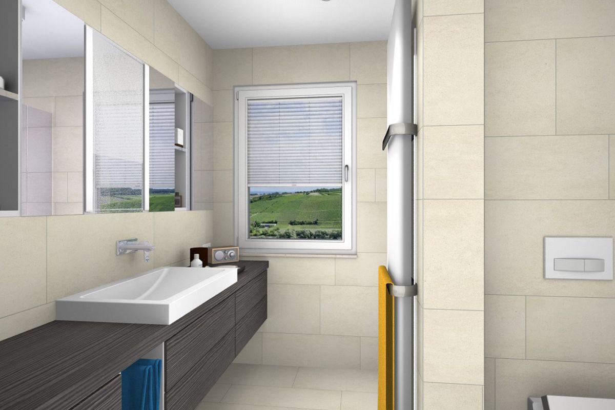 kleines bad kleines modernes badezimmer mit badewanne fliesen farbigen fliesen weier kleines. Black Bedroom Furniture Sets. Home Design Ideas