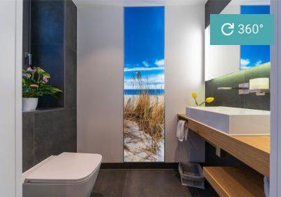 Gäste-WC Chemnitzer Land