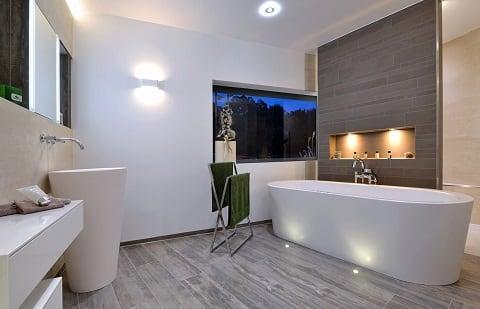 Preisgekröntes Komplettbad Relax in der Badausstellung Maßalsky