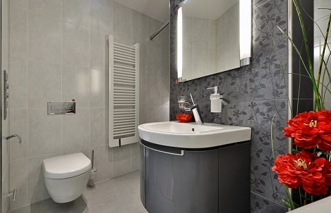 Komplettbad Smart in der Badausstellung Maßalsky